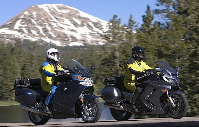 Long distance motorcycle touring Utah 1088