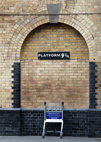 Harry Potter - Platform 9-3/4
