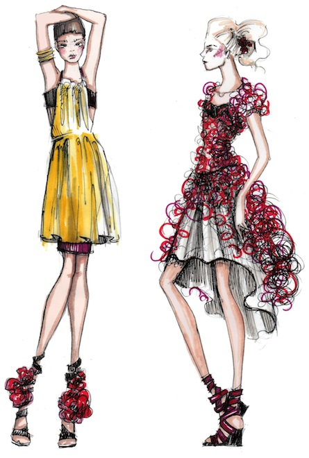 fashion designer dreams: 4 fab ways to make your fashionista