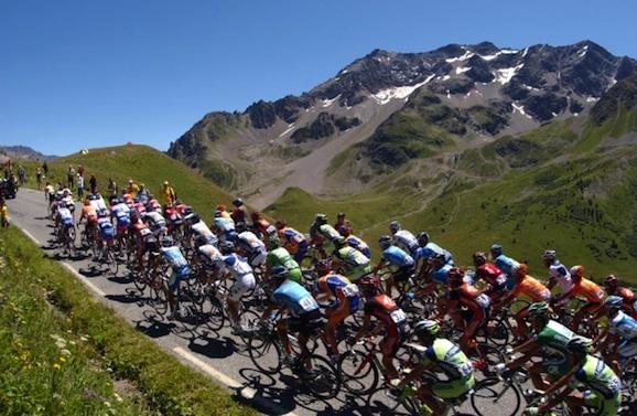 Tour de France tours