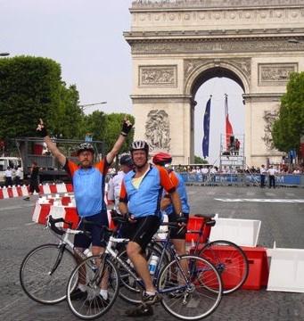 Tour de France Cycling tour