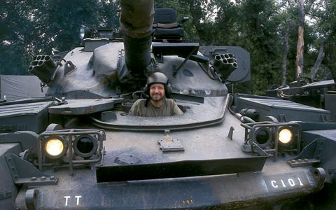 Post image for Tanks For The Memories: 2 Unforgettable Tank-Driving Adventures