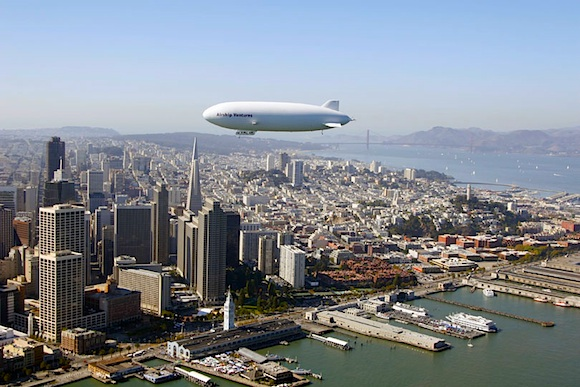 Post image for Adventures In Aviation: Zeppelin Flights
